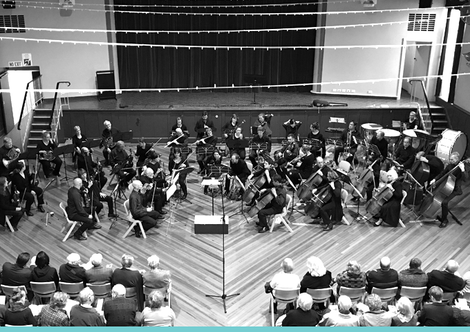 Preston Symphony Orchestra – Open Rehearsal | DAREBIN MUSIC FEAST